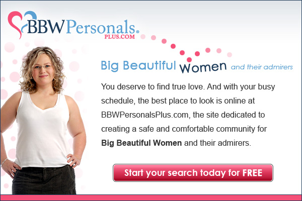 Free bbw dating website